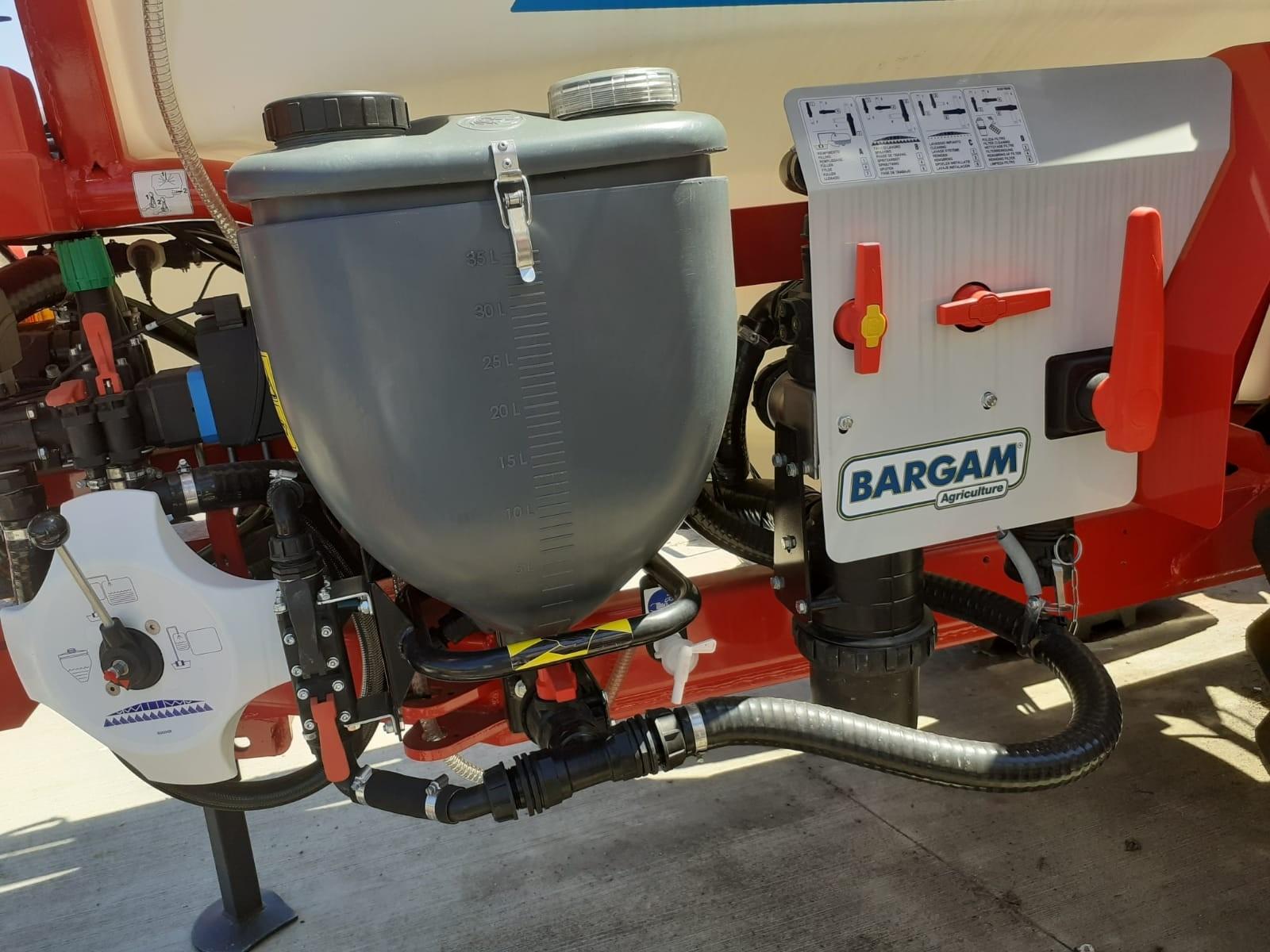 Masina de erbicidat BARGAM Model FOX 4200/ 24M GPS